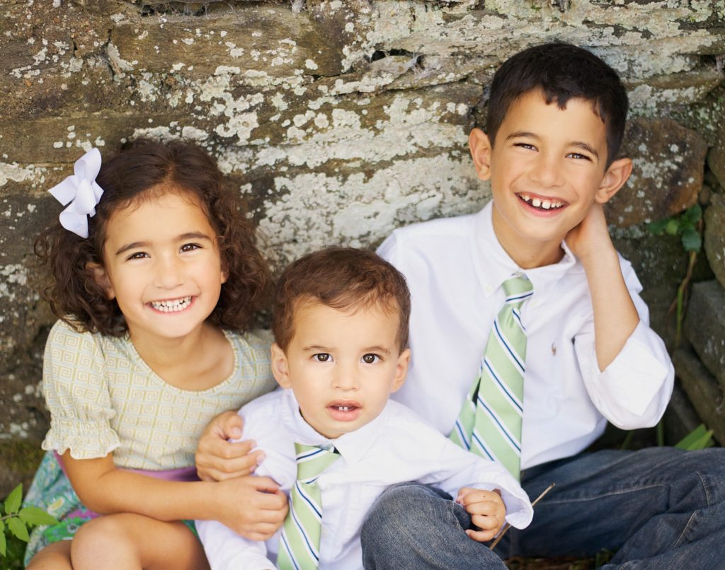 How To Get Picture Perfect Family Photos