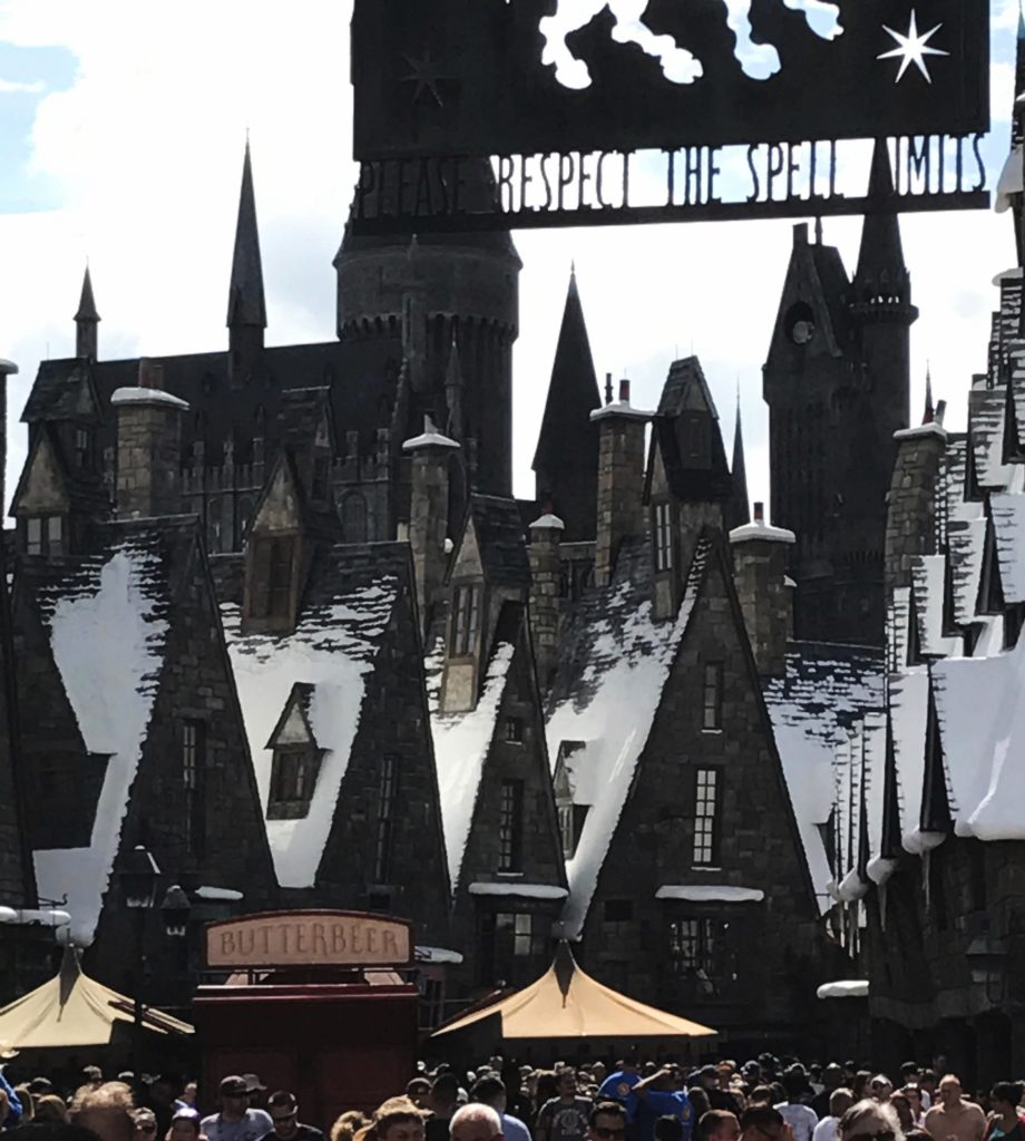 The Magical Wizarding World of Harry Potter
