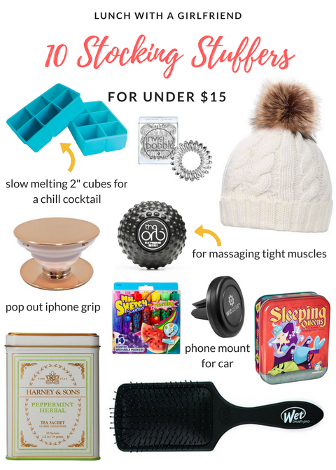 10 Stocking Stuffer Ideas For Under $15