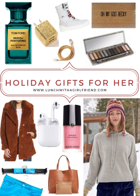 Holiday Gifts For Her