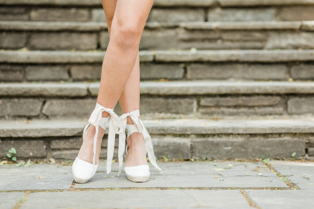 Building A Better Wardrobe Series: Strappy Sandals