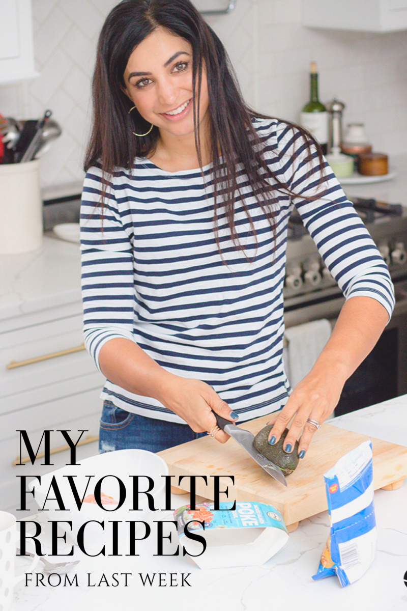 My Favorite Dinner Recipes